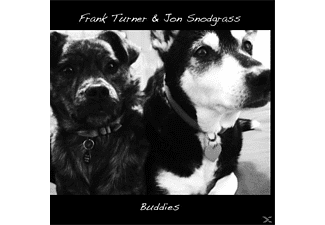 Turner,Frank & Snodgrass,Jon - Buddies - (CD)