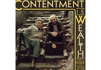 Molloy, Matt / Keane, Sean, Matt And Sean Keane Molloy - CONTENTMENT IS WEALTH - (CD)