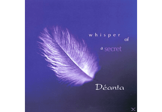 Deanta - WHISPER OF A SECRET - (CD)