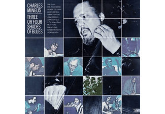 Charles Mingus - Three Or Four Shades Of Blues [CD]
