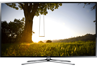 SAMSUNG UE55F6640 anthrazit LED TV (55 Zoll, Full-HD, 3D, SMART TV)