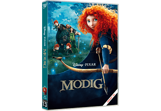 Modig Animation / Tecknat DVD