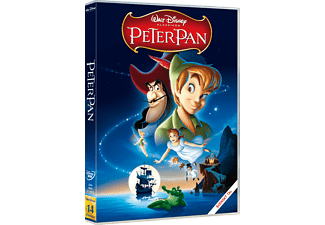 Peter Pan Barn DVD