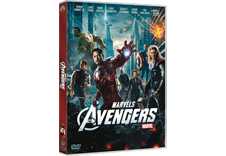 The Avengers Action DVD