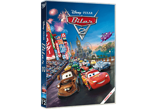 Bilar 2 Animation / Tecknat DVD