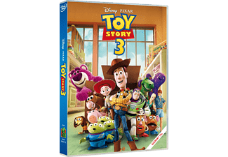 Toy Story 3 Animation / Tecknat DVD