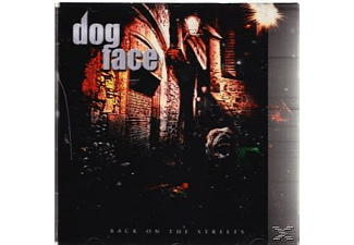 Dogface - Back On The Streets [CD]