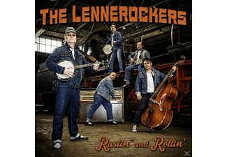 The Lennerockers - Rustin' And Rollin' [CD]