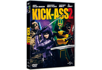 Kick Ass 2 Action DVD