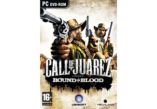 UBISOFT Call of Juarez Bound In Blood PC