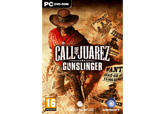 ARAL Call of Juarez Gunslinger PC