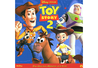 - Toy Story 2 - (CD)