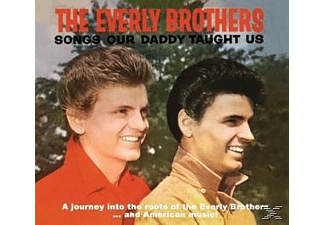 The Everly Brothers;Various - Songs Our Daddy Taught Us [CD]