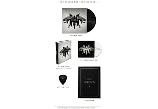 Within Temptation - Hydra (Ltd.Deluxe Boxset) [LP + Bonus-CD]