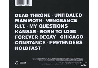 The Devil Wears Prada - Dead Throne - (CD)