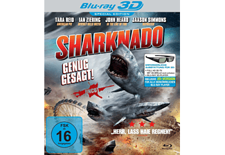 Sharknado Special Edition [3D Blu-ray]