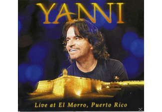 Yanni - Yanni-Live at El Morro, Puerto Rico - (CD + DVD Video)