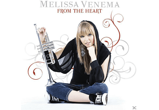 Melissa Venema - From The Heart - (CD)