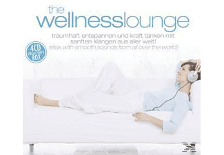 VARIOUS - The Wellness Lounge [CD]