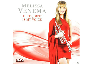 Melissa Venema - The Trumpet Is My Voice [CD]