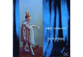 Matchbox Twenty - Mad Season By Matchbox Twenty - (CD)