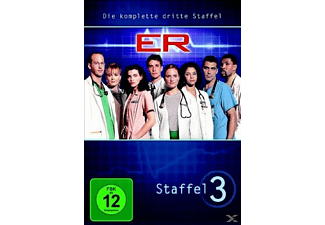 E.R. - Emergency Room - Staffel 3 [DVD]