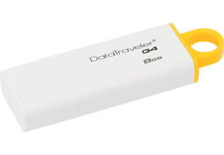 KINGSTON 8 GB DataTraveler G4 USB 3.0 USB Bellek DTIG4/8GB