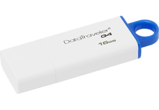 KINGSTON 16 GB DataTraveler G4 USB 3.0 USB Bellek DTIG4/16GB