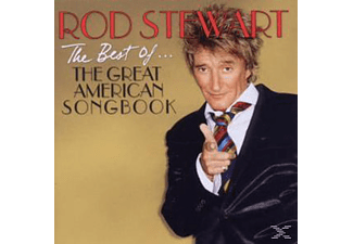 Rod Stewart - The Best Of...The Great American Songbook [CD]