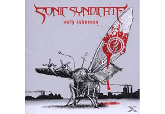 Sonic Syndicate - Only Inhuman - (CD)