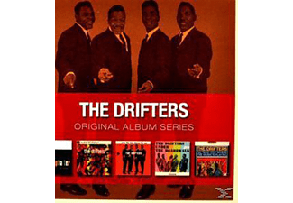 The Drifters - Original Album Series [CD]