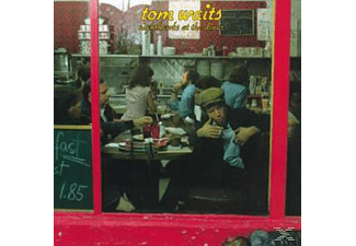 Tom Waits - Nighthawks At The Diner - (CD)