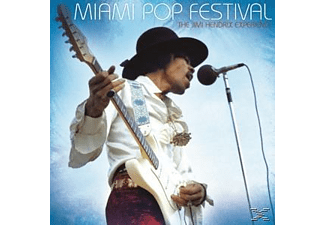 The Jimi Hendrix Experience - Miami Pop Festival | LP