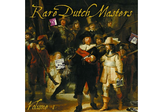 VARIOUS - Rare Dutch Masters - (EP (analog))