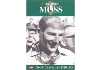 Profile Of A Legend - Champion Moss - (DVD)