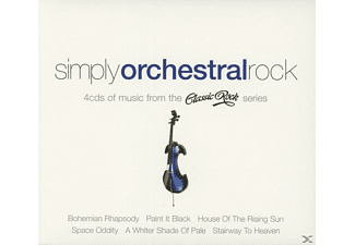 London Symphony Orchestra - Simply Orchestral Rock [CD]