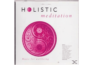 Kevin Hartnett - Holistic Meditation - (CD)