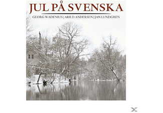 Jan Lundgren, Arild Andersen, Georg Wadenius - Jul Pa Svenska [CD]