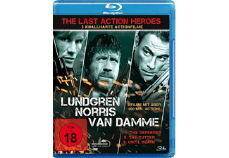 THE LAST ACTION HEROES - (Blu-ray)