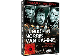 THE LAST ACTION HEROES - (DVD)