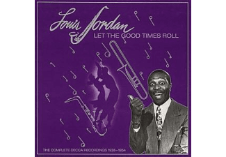 Louis Jordan - Let The Good Times Roll (1938-1954) - (CD)