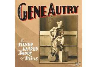 Gene Autry - That Silver Haired Daddy Of Mine - (CD + Buch)