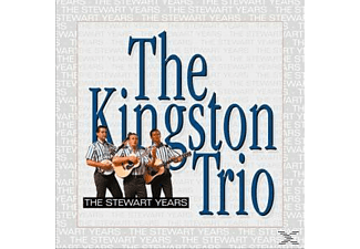 The Kingston Trio - The Stewart Years   10-Cd-Box - (CD)