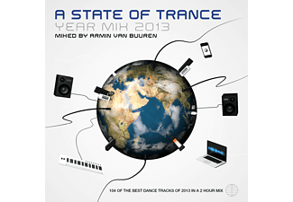Armin Van Buuren, VARIOUS - A State Of Trance Yearmix 2013 [CD]