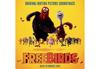 Dominic Lewis - Free Birds - Original Motion Picture | CD