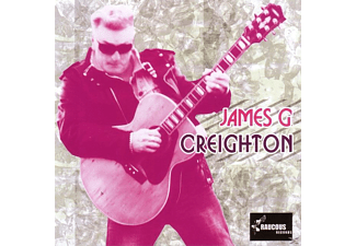 James G.Creighton - James G.Creighton [CD]