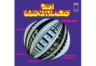 Can - Soundtracks (Remastered) [CD]