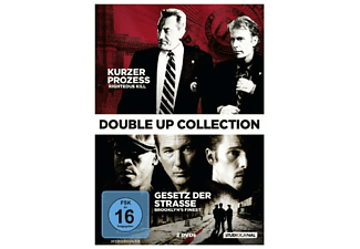 Kurzer Prozess - Righteous Kill , Gesetz der Straße - Brooklyn's Finest - (DVD)