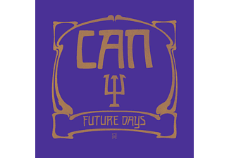 Can - Future Days (Remastered) [CD]