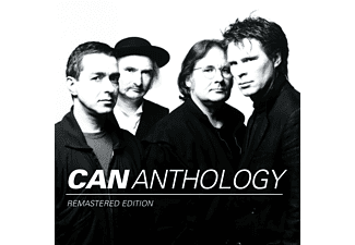 Can - Anthology 25 Years (Remastered) [CD]